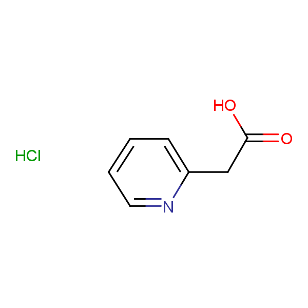 2-Pyridylacetic acid hydrochloride