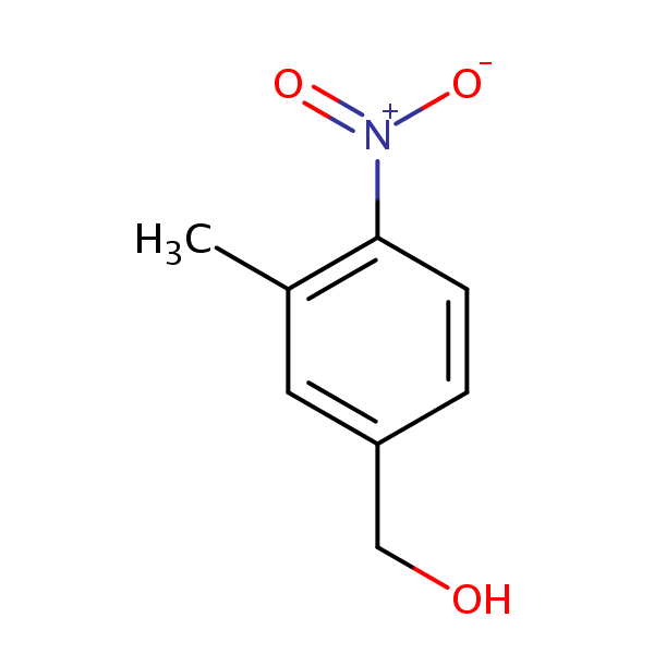 3-Methyl-4-nitrobenzyl alcohol | SIELC