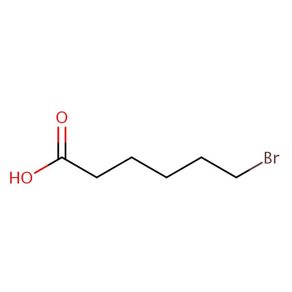 Hexanoic acid, 6-bromo- | SIELC