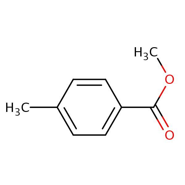 Methyl 4-methylbenzoate | SIELC  Methyl Benzoate Structural Formula